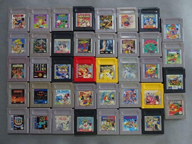Jogos Game Boy - 08.04.2020
