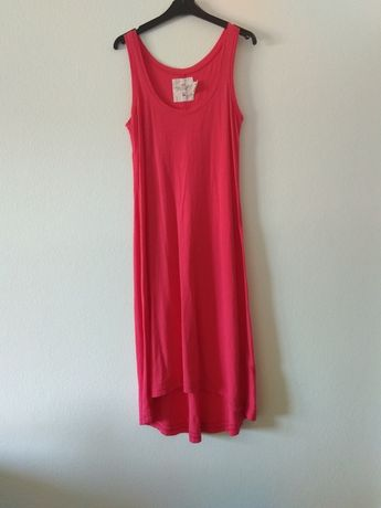 Vestido rosa H&M