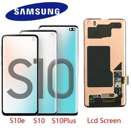Promocja Szybka Wyswietlacz Oryg Samsung S7 S8 S9 S10 S20 Note Wymiana