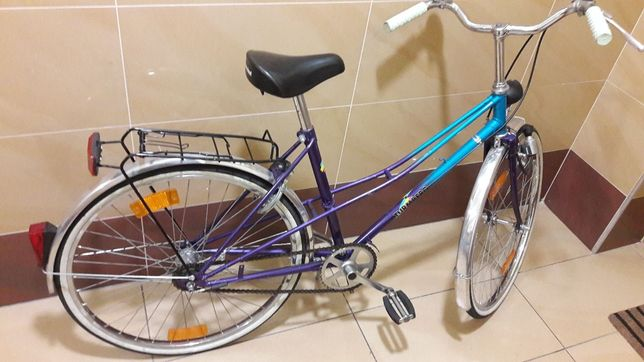 Rower damski koła 24