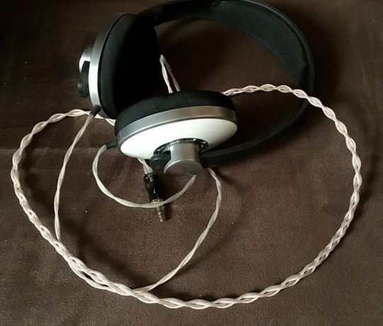 Słuchawki nauszne Philips SHP5401 rekablowane