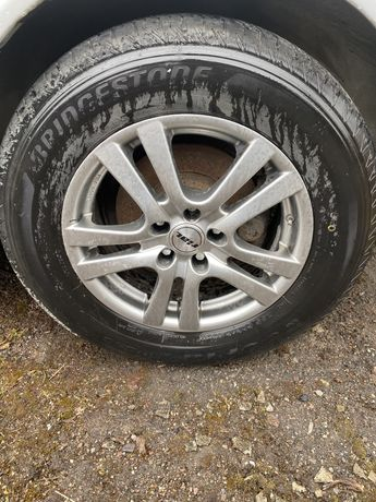 диски-титани Mercedes 5.112 R16 IDEAL