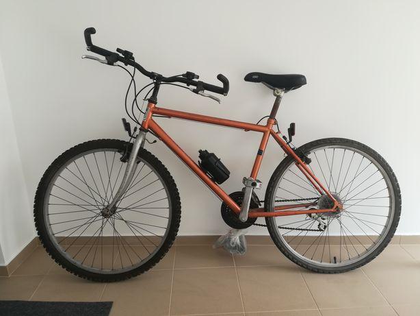 Vendo Bicicleta usada com material de desgaste recentemente mudado
