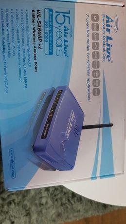 Ruter Wireless Air Live