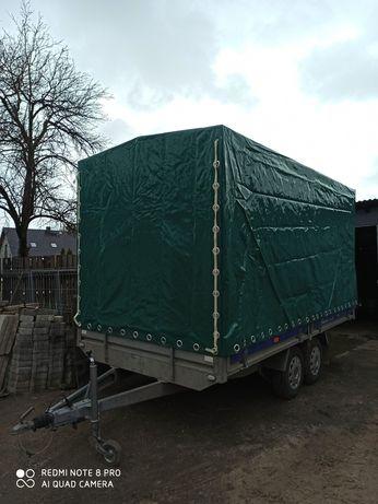 Przyczepa Ciężarowa Niewiadów C2500