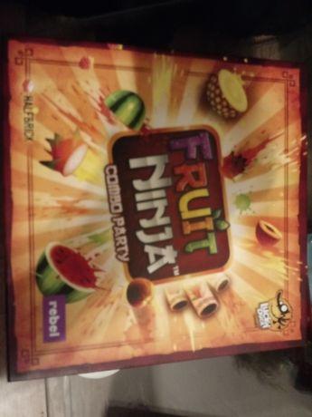 Fruit ninja gra planszowa nowa