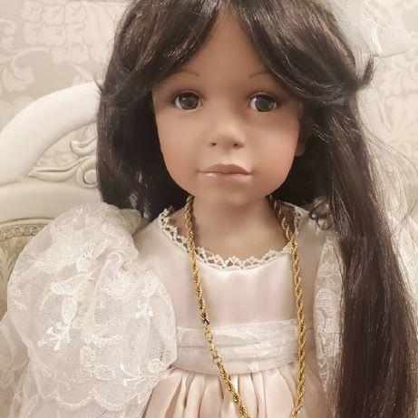 фарфоровая коллекционная кукла от Памела Эрфы Erff