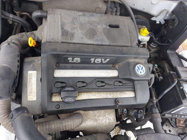 Silnik 1.6 16V golf Bora toledo II skoda 2001 rok