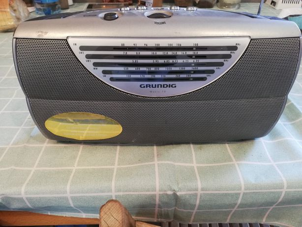 Radio grundig sprawne