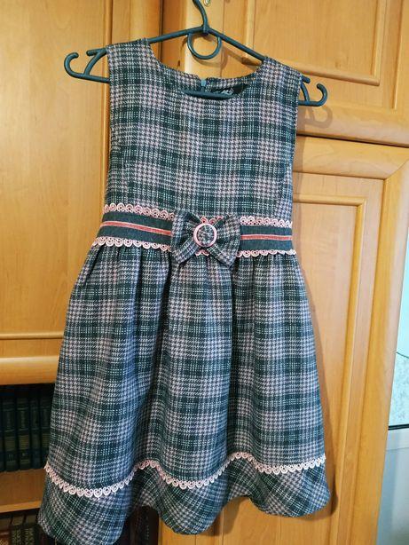 Плаття,платье,сарафан для дівчинки на 6-11 років