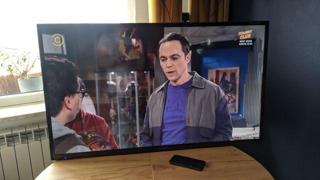 "Tv Telewizor SMART 48"" Wifi"