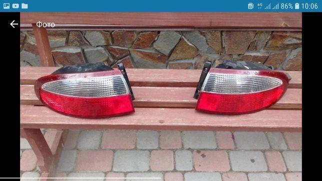 фара, задній ліхтар, стоп сигнал Ланос Сеат толедо, Форд ескорт ГАЗ-21