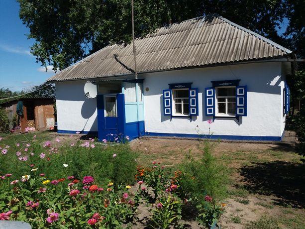Дом в п.г.т. Петриковка
