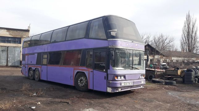 Автобус двухэтажный Neoplan N122