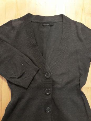 Szary sweter damski rozpisany Vero Moda rozm. S / M