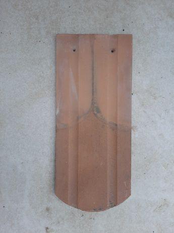 Черепиця керамічна неглазурована (бобровий хвіст)(була у використанні)