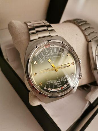 Zegarek męski Orient Patelnia Cesarski Królewski 21 jewels