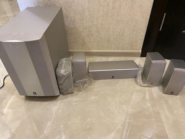Yamaha музыкальная система