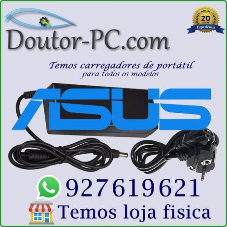 Carregador adaptador Portátil Asus Cabo bateria Transformador 65W 90W