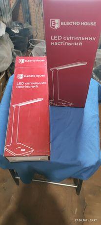 Настольная лампа LED 10w