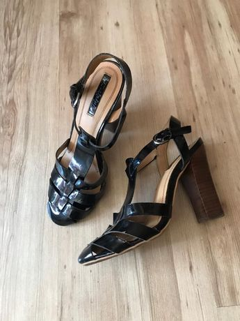 Боссоножки, туфли Zara
