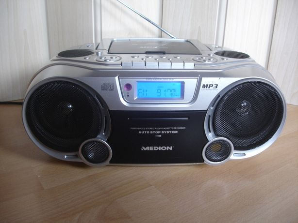 Radiomagnetofon MEDION MD 82853