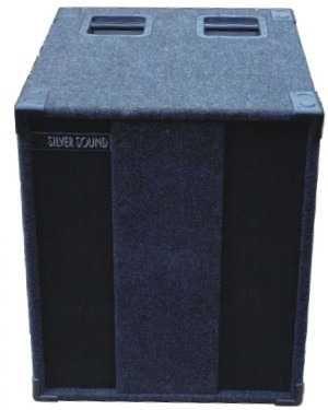kolumna kolumny basowa basowe nagłośnienie SILVER SOUND BTR 215