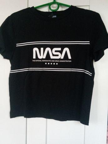 Bluzka H&M NASA rozmiar S