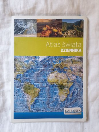 Atlas świata Dziennika