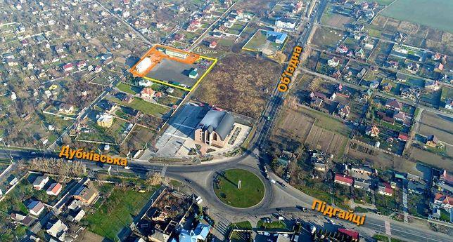 Земельна ділянка з об'єктами нерухомості