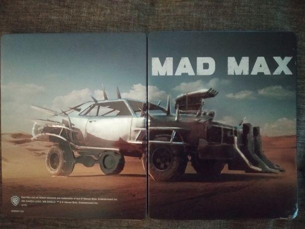 Mad Max PS4 - SteelBook Ripper - Edycja Kolekcjonerska - Unikat !!