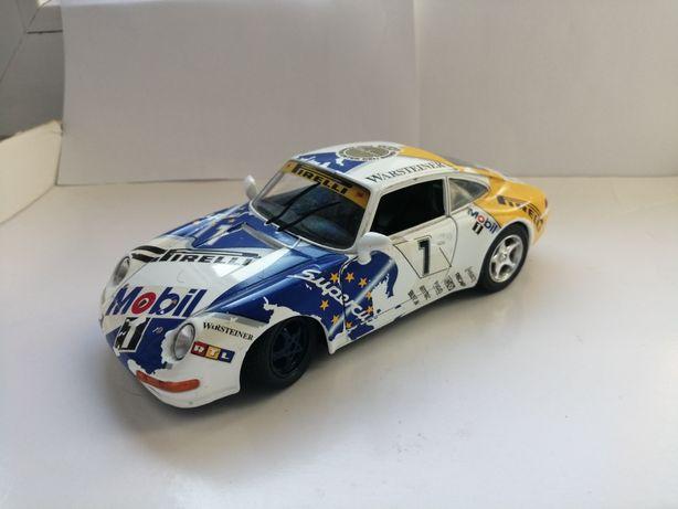 Model samochodu Bburago Bburago w skali 1:24 Porsche 911