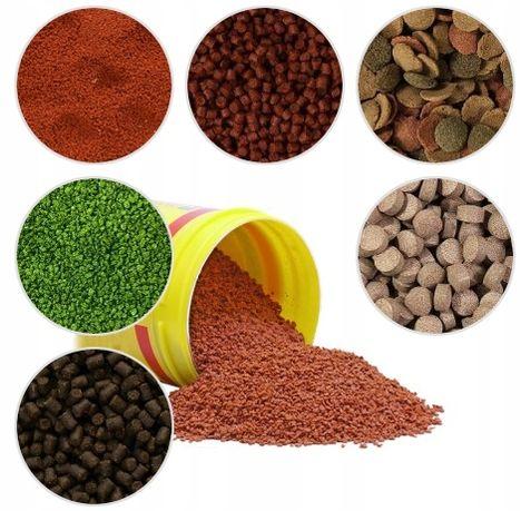 Zestaw Pokarmów Dla Krewetek 6 rodzajów aż 150 gram!