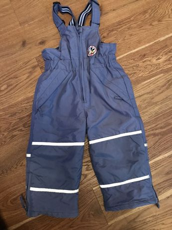 Spodnie narciarskie h&m