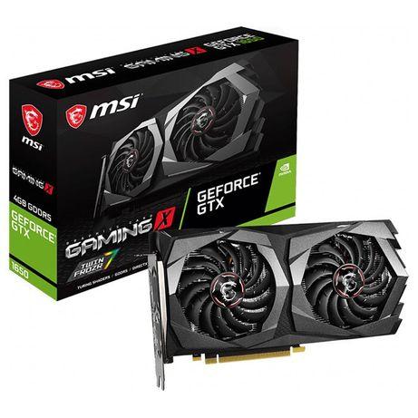 Видеокарта MSI GeForce GTX 1650 Gaming X 4G (Гарантия) и др.