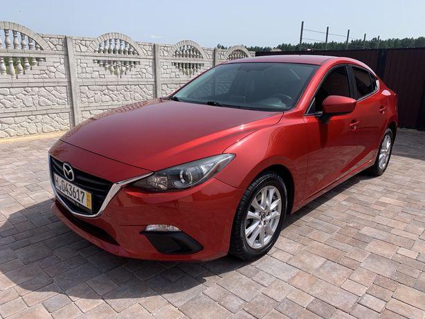 Mazda 3 sport draiw