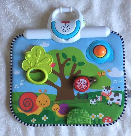 Интерактивная игрушка для самых маленьких