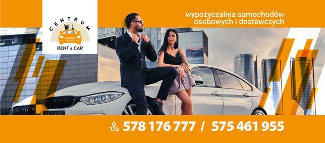 Wypożyczalnia aut Wynajem samochodów osobowych dostawczych Inowrocław