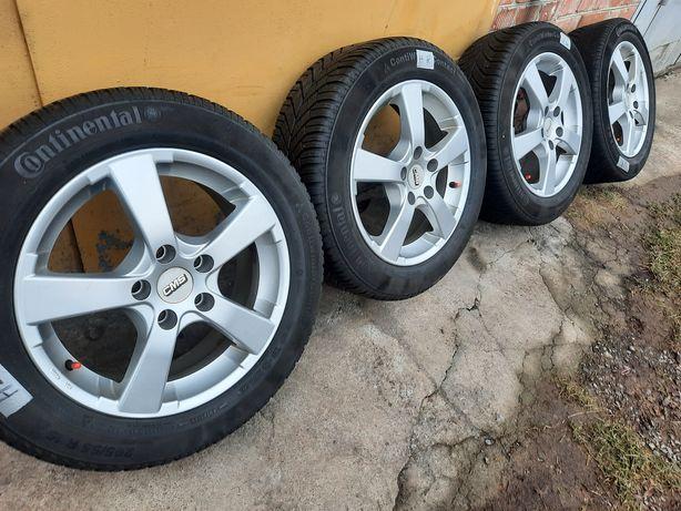 5 112 R16 205 55 R16 Skoda Vw Audi Mercedes