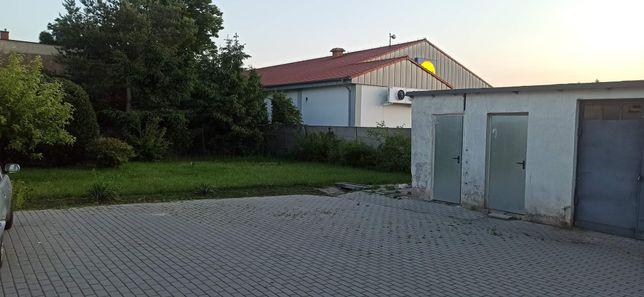 Miejsca parkingowe np. na przyczepę lub łódkę w Konstantynowie Łódzkim
