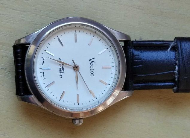 Zegarek na rękę Vector Quartz