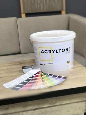 Фарба Acryltone Extra