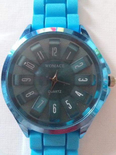 Zegarek Womace niebieski