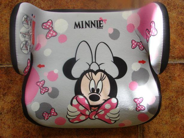 Najładniejszy Fabrycznie Nowy Fotelik-Podkładka Myszka MINNIE Disney