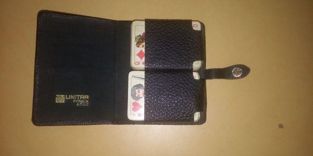 Okolicznościowe 2 talie kart UNITRA FONICA z lat 70/80