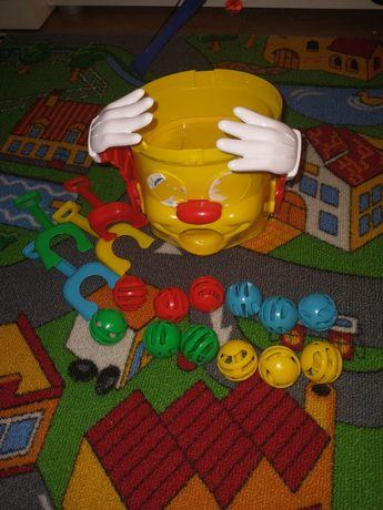 Zabawka pan wiaderko