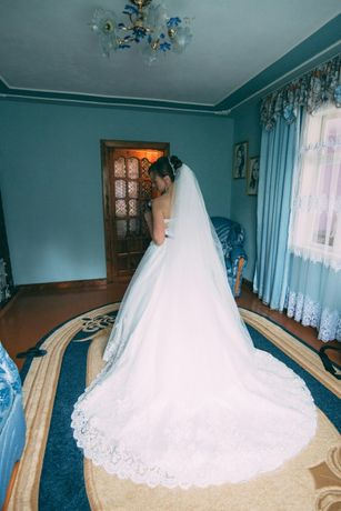 Весільне плаття свадебное платье