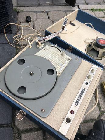 Stary gramofon Bambino 2