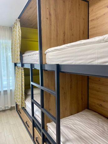 Сдам место в хостеле (рядом м. Ак. Павлова)