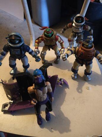 Lego Technics::Tartarugas Ninja::Transformers